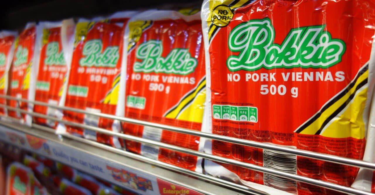 Bokkie No Pork Viennas