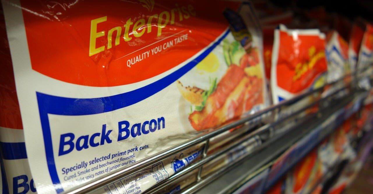 Enterprise Foods Back Bacon